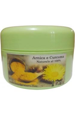 Crema Arnica e Curcuma - Antinfiammatoria 40 gr.