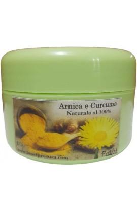 Crema Arnica e Curcuma - Antinfiammatoria 95 gr.