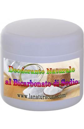 Deodorante in Crema al Bicarbonanato