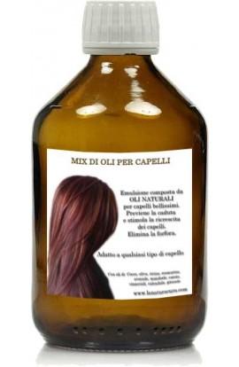 Mix Oli per Capelli